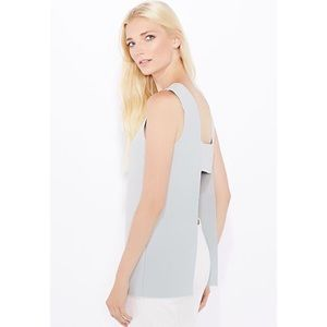 🔥 Topshop open tab back tunic BNWT